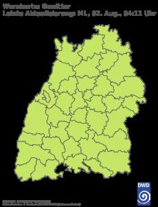 Regenradar Alfdorf